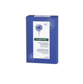 Klorane Bleuet Patchs Lissants Defatigants Contour des Yeux 7x2