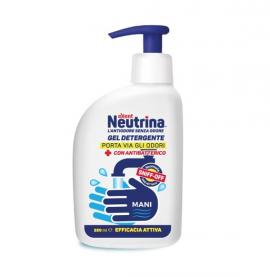 Exent Neutridina Gel Detergente αντιβακτηριακό σαπούνι χεριών 250ml