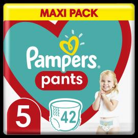 Pampers Pants No.5 (12-17kg) 42 Πάνες Βρακάκι