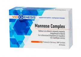 Viogenesis Mannose Complex 555mg 60 Caps