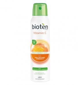 Bioten Αποσμητικό Deo Spray Vitamin C 150ml