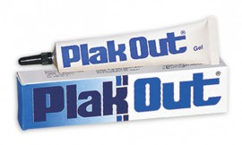 OMEGA PHARMA Plak Out Gel 35gr