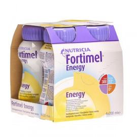 NUTRICIA FORTIMEL ENERGY ΒΑΝΙΛΙΑ 4 X 200ML