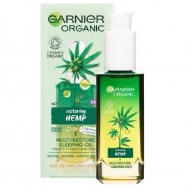 Garnier Bio Soothing Hemp Sleeping Oil 30ml