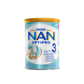 Nestle Nan Optipro 3 Ρόφημα Γάλακτος σε Σκόνη από τον 1ο Χρόνο 400gr