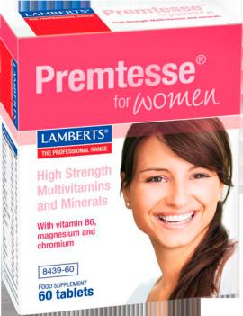 LAMBERTS PREMTESSE 60 TABS