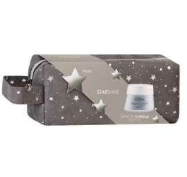 Vichy Set Starshine Livtactiv Supreme Αντιρυτιδική & Συσφικτική Κρέμα Προσώπου για Ξηρή / Πολύ Ξηρή Επιδερμίδα 50ml + Δώρο Νεσεσέρ 1τμχ