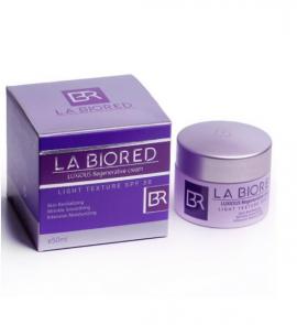 La Biored Luxious Regenerative Face Cream Light Texture spf30 50ml