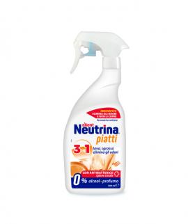 Exent Neutridina Piatti 3in1 Spray για πιάτα 500ml 1τμχ
