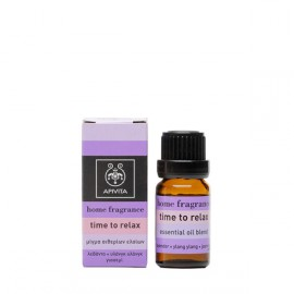 APIVITA ESSENTIAL OIL TIME TO RELAX 10ML