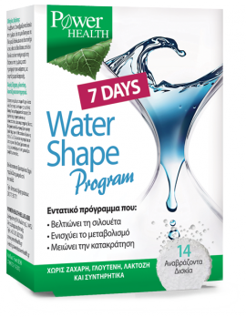 POWER HEALTH 7DAYSWATER SHAPE PROGRAM 14 αναβ.