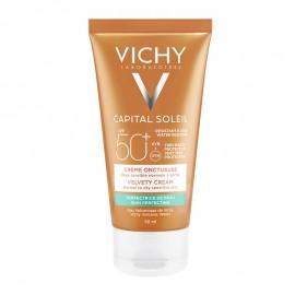 VICHY Ideal Soleil Βελούδινη Υφή SPF50+ 50ml