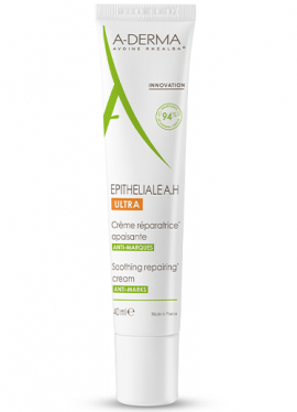 Aderma Epitheliale A.H Ultra Soothing Repairing Cream 40ml