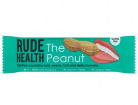 Am Health Rude Health The Peanut Bar Organic 35gr