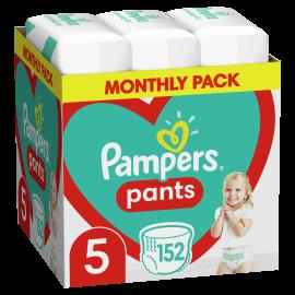 Pampers Pants No.5 (12-17kg) 152 Πάνες