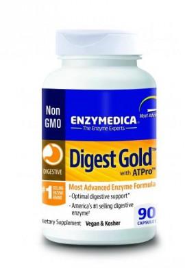 Enzymedica Digest Gold ATPro 90caps