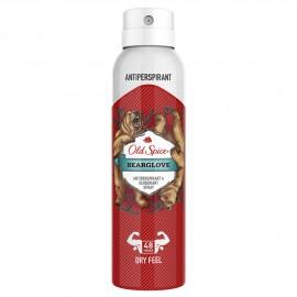 Old Spice Bearglove Antiperspirant & Deodorant Spray 150ml