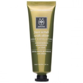 APIVITA Face Scrub with Olive (Deep Exfoliating) 50ml