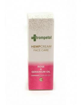 Trompetol Rosa & Geranium Oil 40ml