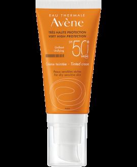 AVENE Creme Teintee SPF 50+ 50ml