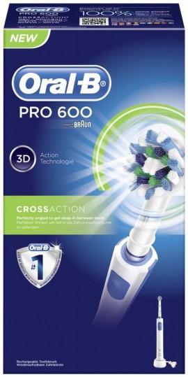 ORAL-B PRO 600 1ΤΜΧ