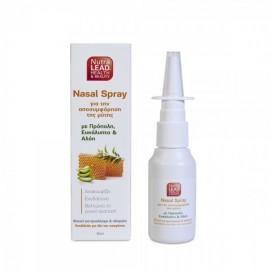 Nutralead Nasal Spray για την αποσυμφόρηση της μύτης, 30ml