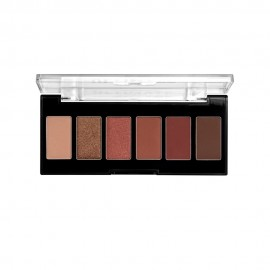 NYX PM Ultimate Petite Παλέτα Σκιών 1 WARM NEUTRALS 1,2g