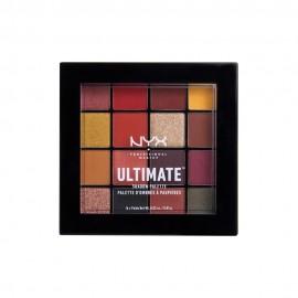 NYX PM Ultimate Shadow Παλέτα Σκιών 9 PHOENIX  13,3g