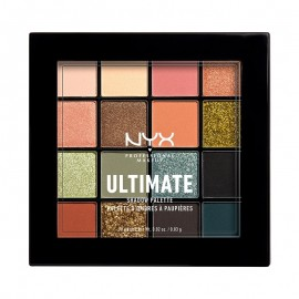 NYX PM Ultimate Shadow Παλέτα Σκιών 6 UTOPIA gr