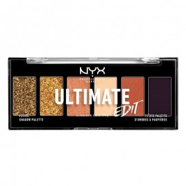 NYX PM Ultimate Petite Παλέτα Σκιών 12 UTOPIA gr