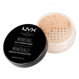 NYX PM Mineral Finishing Πουδρα 1 Light/ Medium 134gr