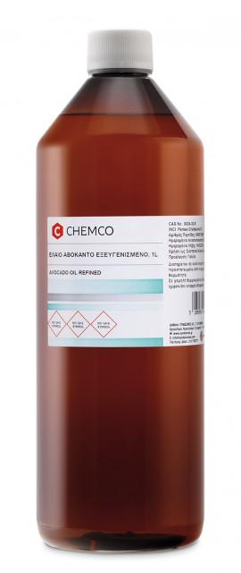 Chemco Έλαιο Avodaco Εξευγενισμένο 1L