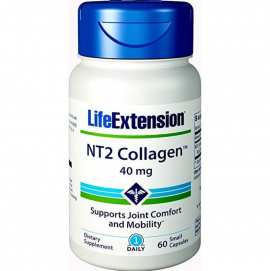 Life Extension NT2 Collagen 40mg 60caps