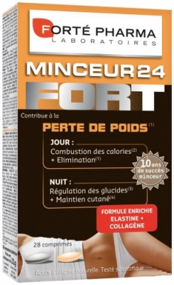 Forte Pharma Minceur 24+ 28tablets
