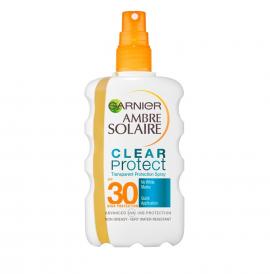 Garnier Ambre Solaire Spray Clear Protect SPF30 200ml
