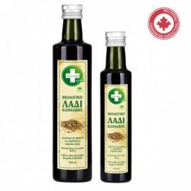 Annabis Bio Hemp Oil 100% Βιολογικό Λάδι Κάνναβης 250ml