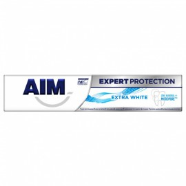 Aim Expert Protection Extra White 75ml