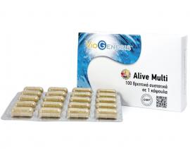 Viogenesis ALIVE MULTI 60caps