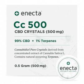 Enecta Cc500 - CBD Crystals 0,5gr