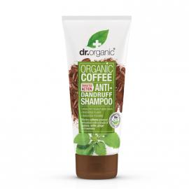 Dr.Organic Organic Coffee Anti-Dandruff Shampoo 200ml