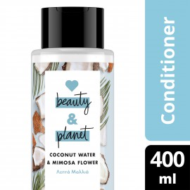 Love Beauty and Planet CONDITIONER COCONUT ΛΕΠΤΑ 400ML