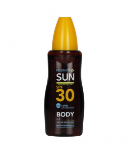 Helenvita sun body oil spf30 200ml