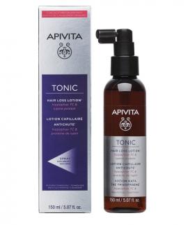 Apivita Hair Loss Lotion Hippophae TC & Πρωτείνες Λούπινου 150ml