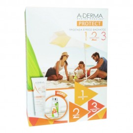 Aderma Protect Kids Children Lotion SPF50+ 250ml & ΔΩΡΟ Παιδικό Παγουράκι