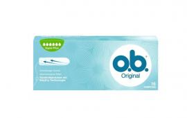 O.B. Original Super plus 16τμχ