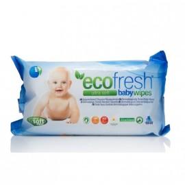 ASEPTA Μωρομάντηλα eco fresh 72 wipes