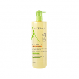 Aderma Exomega Control Emollient Shower Oil Anti Scratching 750ml