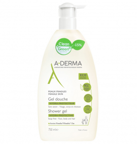 Aderma Shower Gel Hydra-Protective 750ml