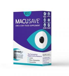 Macusave Συμπλήρωμα Διατροφής 30caps