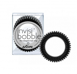 Invisibobble Slim True Black 3τμχ